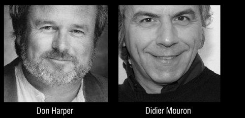 Don Harper and Didier Mouron
